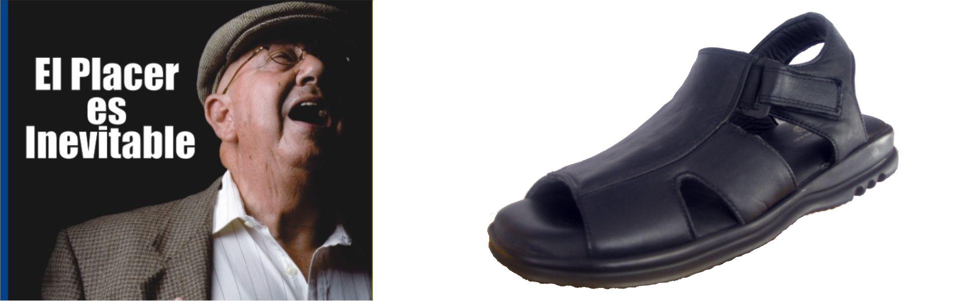 Zapato Guante Un Modelo a tu Necesidad